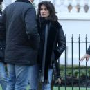 Penelope Cruz and Javier Bardem – London, UK 1/20/ 2017