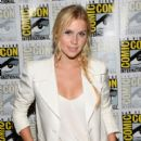 "Actress Claire Holt attends ""The Originals"" Special Video presentation and Q&A during Comic-Con International 2013 at Hilton San Diego Bayfront Hotel on July 20, 2013 in San Diego, California"