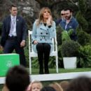 Melania Trump – 140th White House Easter Egg Roll in Washington - 454 x 303