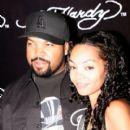 Ice Cube and Kimberly Woodruff - 400 x 600