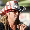 Bret Michaels attends the 2019 Stagecoach Festival at Empire Polo Field on April 26, 2019 in Indio, California - 454 x 303