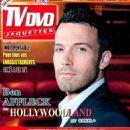 Ben Affleck - TV Dvd Jaquettes Magazine Cover [France] (August 2008)