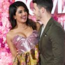 Priyanka Chopra and Nick Jonas : Premiere Of Warner Bros. Pictures' 'Isn't It Romantic - 400 x 600