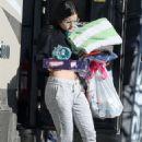Ariel Winter – Returning home in Los Angeles