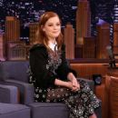 Jane Levy – At Tonight Show Starring Jimmy Fallon in NY - 454 x 681