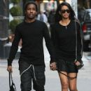 Asap Rocky and Chanel Iman - 454 x 681