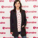 Natalie Imbruglia – Lorraine TV Show in London - 454 x 768