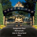 Dangerous Tour Rehearsals In Neverland