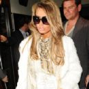 Katie Price Leaves Gem Bar 2