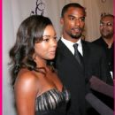 Gabrielle Union and Darren Sharper - 450 x 604