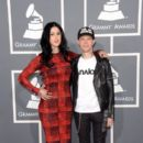 Kat Von D at the 2013 Grammy Awards