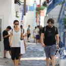 Tonia Sotiropoulou and Alexis Georgoulis
