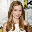 Actress Willa Fitzgerald attends the
