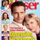 Joanne Woodward and Paul Newman - Closer Magazine Cover [United States] (8 August 2016)