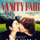 John Lennon, Yoko Ono - Vanity Fair Magazine Cover [Italy] (4 February 2015)