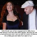 Billy Zane and Kelly Brook - 320 x 282
