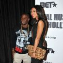 Kevin Hart and Eniko Parrish - 358 x 620