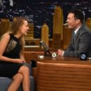 Blake Lively The Tonight Show With Jimmy Fallon In Nyc