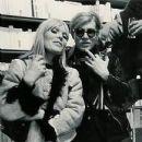 Andy Warhol and Nico - 255 x 281