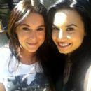 Demi Lovato & Alexa Vega