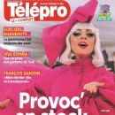 Lady Gaga - Télépro Magazine Cover [Belgium] (20 July 2019)