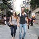 Murat Boz and Asli Enver