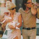 Michael Hutchence and Paula Yates