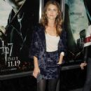 Keri Russell - Premiere of 'Harry Potter and the Deathly Hallows - Part 1' at Alice Tully Hall on November 15, 2010 in New York City