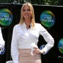 "Ivanka Trump - HP LaserJet's ""Big Payback"" At Madison Square Park In New York City - June 24 2010"
