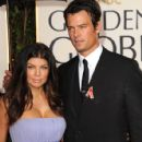 Fergie and Josh Duhamel - 426 x 594