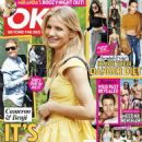 Cameron Diaz - OK! Magazine Cover [Australia] (28 March 2016)