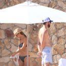 Jamie Chung in Bikini on vacation in Cabo San Lucas - 454 x 681