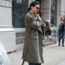 Kendall Jenner – Seen out in NYC