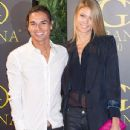 Julio Iglesias Jr. and Charisse Verhaert J - 435 x 580