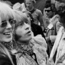 Nico and Brian Jones