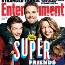 Stephen Amell - Entertainment Weekly Magazine Cover [United States] (18 November 2016)