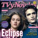 Robert Pattinson and Kristen Stewart - TV Y Novelas Magazine Cover [Colombia] (13 June 2016)