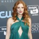 Jessica Chastain At The 23rd Annual Critics' Choice Awards (2018)