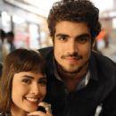 Caio Castro and Maria Casadevall in Amor a Vida (2013) - 448 x 673