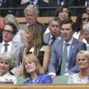 Benedict Cumberbatch- July 12, 2015-Day Thirteen: The Championships - Wimbledon 2015 - 454 x 305