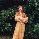 Karen Elson - Porter Magazine Pictorial [United States] (June 2017) - 454 x 579