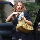 Sofia Vergara Peninsula Hotel In Beverly Hills