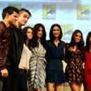 The Twilight Saga: Breaking Dawn - Part 1 at Comic Con Panel on July 21, 2011 in San Diego, California - 454 x 313