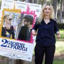 Julie Delpy - 2 Days In Paris Photocall In Rome, Italy 2007-09-25
