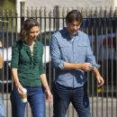 Katie Holmes – On the set of 'The Secret' in New Orleans - 454 x 681