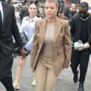 Sofia Richie – Arriving to Michael Kors Fashion Show in NY