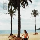 Nadejda Savcova - Elle Magazine Pictorial [Spain] (July 2014)