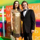 Irina Bezrukova and Sergey Bezrukov