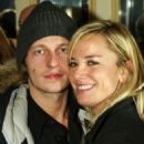 Leo Gregory and Tamzin Outhwaite