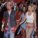 Chris Kirkpatrick and Danielle Raabe - 297 x 427